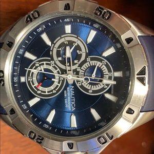 Nautica men's watch. Used like new